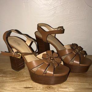 Michael Kors Tara Platform Sandal